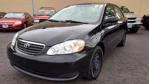 2007 Toyota Corolla for sale in Grants Pass, OR