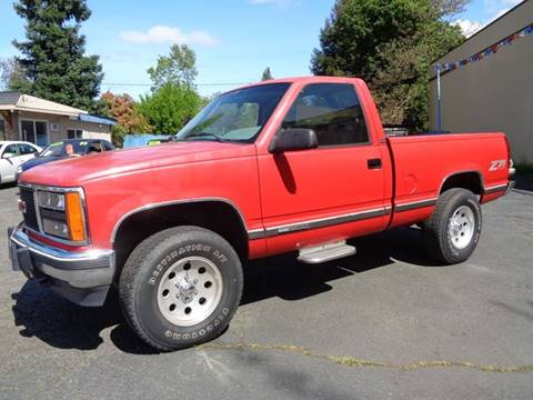1993 GMC Sierra 1500 for sale in Grants Pass, OR