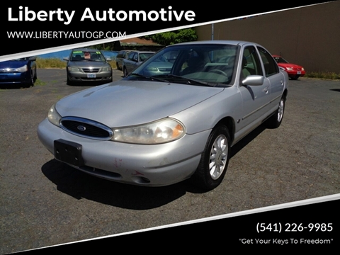 1999 Ford Contour for sale in Grants Pass, OR