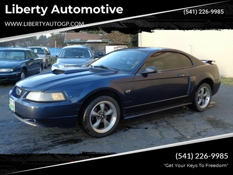 2001 Ford Mustang for sale in Grants Pass, OR