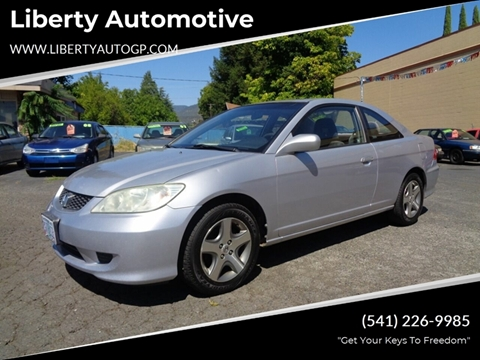 2004 Honda Civic for sale in Grants Pass, OR