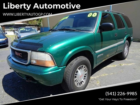 2000 GMC Jimmy for sale in Grants Pass, OR