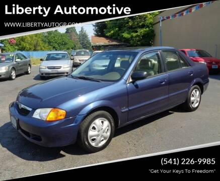 2000 Mazda Protege for sale in Grants Pass, OR