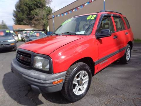 2002 Chevrolet Tracker for sale in Grants Pass, OR