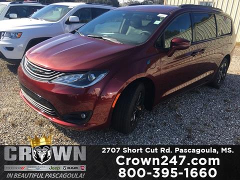 2019 Chrysler Pacifica Hybrid for sale in Pascagoula, MS