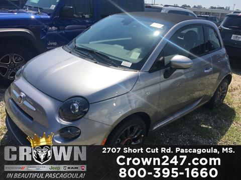 2019 FIAT 500c for sale in Pascagoula, MS