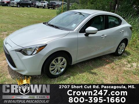 2019 Toyota Yaris for sale in Pascagoula, MS