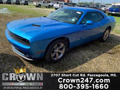 2019 Dodge Challenger for sale in Pascagoula, MS