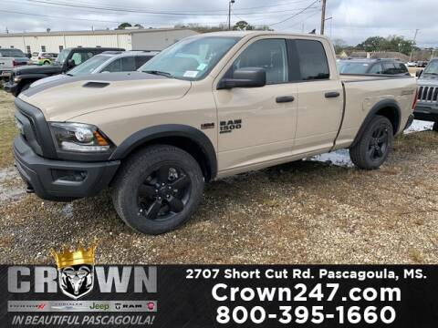 2019 RAM Ram Pickup 1500 Classic for sale at CROWN  DODGE CHRYSLER JEEP RAM FIAT in Pascagoula MS