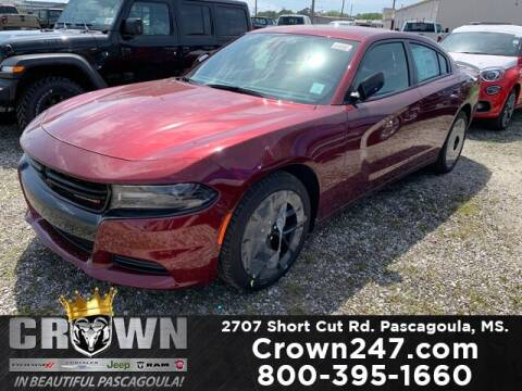 2020 Dodge Charger for sale at CROWN  DODGE CHRYSLER JEEP RAM FIAT in Pascagoula MS