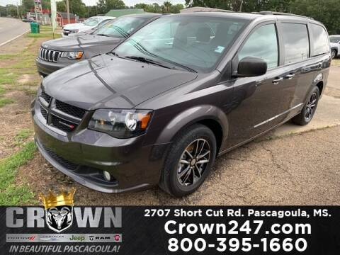 2019 Dodge Grand Caravan for sale at CROWN  DODGE CHRYSLER JEEP RAM FIAT in Pascagoula MS