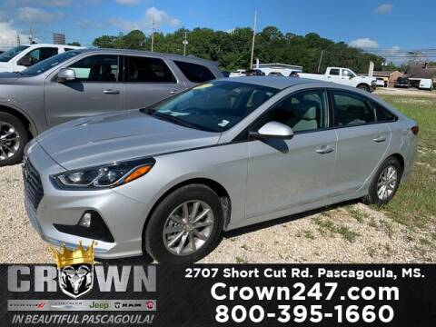 2019 Hyundai Sonata for sale at CROWN  DODGE CHRYSLER JEEP RAM FIAT in Pascagoula MS