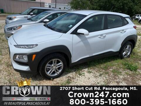 2019 Hyundai Kona for sale at CROWN  DODGE CHRYSLER JEEP RAM FIAT in Pascagoula MS