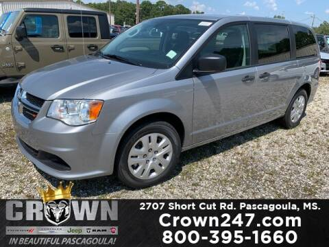 2020 Dodge Grand Caravan for sale at CROWN  DODGE CHRYSLER JEEP RAM FIAT in Pascagoula MS