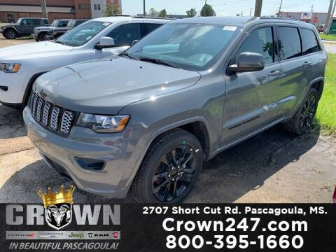 2020 Jeep Grand Cherokee for sale at CROWN  DODGE CHRYSLER JEEP RAM FIAT in Pascagoula MS