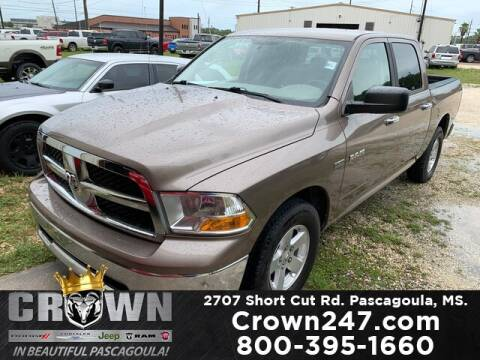 2009 Dodge Ram Pickup 1500 for sale at CROWN  DODGE CHRYSLER JEEP RAM FIAT in Pascagoula MS