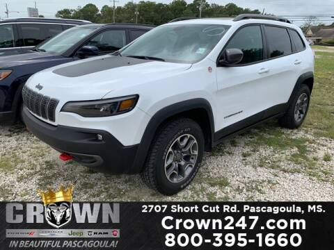 2020 Jeep Cherokee for sale at CROWN  DODGE CHRYSLER JEEP RAM FIAT in Pascagoula MS