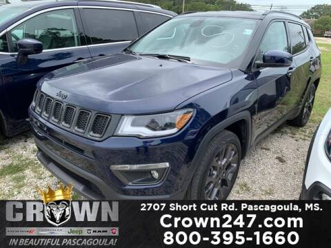 2019 Jeep Compass for sale at CROWN  DODGE CHRYSLER JEEP RAM FIAT in Pascagoula MS