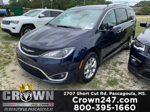 2019 Chrysler Pacifica for sale at CROWN  DODGE CHRYSLER JEEP RAM FIAT in Pascagoula MS