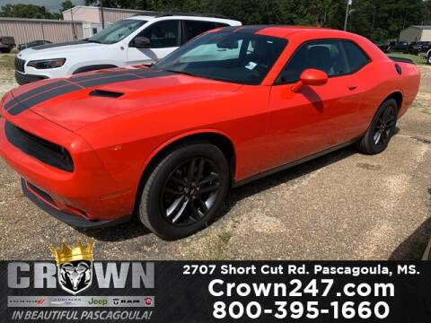 2019 Dodge Challenger for sale at CROWN  DODGE CHRYSLER JEEP RAM FIAT in Pascagoula MS
