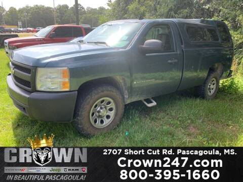 2007 Chevrolet Silverado 1500 for sale at CROWN  DODGE CHRYSLER JEEP RAM FIAT in Pascagoula MS
