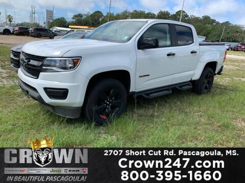 2019 Chevrolet Colorado for sale at CROWN  DODGE CHRYSLER JEEP RAM FIAT in Pascagoula MS