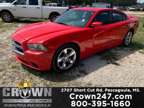 2014 Dodge Charger for sale at CROWN  DODGE CHRYSLER JEEP RAM FIAT in Pascagoula MS