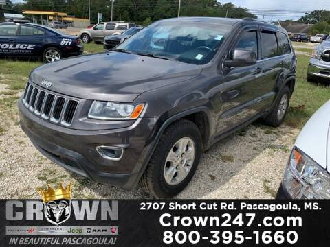 2014 Jeep Grand Cherokee for sale at CROWN  DODGE CHRYSLER JEEP RAM FIAT in Pascagoula MS