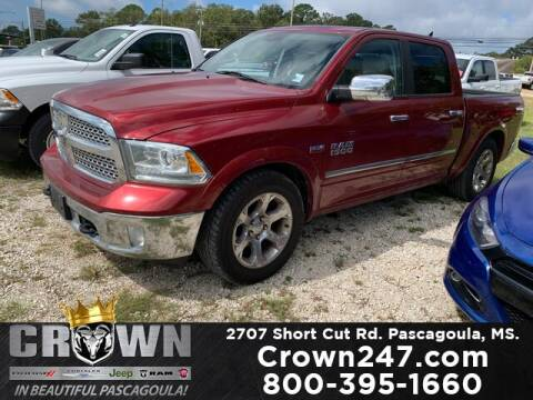 2013 RAM Ram Pickup 1500 for sale at CROWN  DODGE CHRYSLER JEEP RAM FIAT in Pascagoula MS