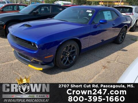 2020 Dodge Challenger for sale at CROWN  DODGE CHRYSLER JEEP RAM FIAT in Pascagoula MS