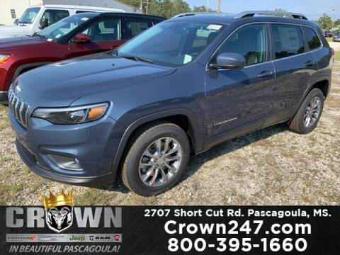 2021 Jeep Cherokee for sale at CROWN  DODGE CHRYSLER JEEP RAM FIAT in Pascagoula MS