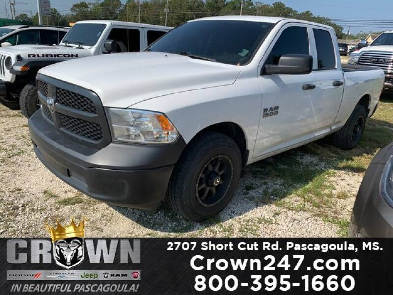 2018 RAM Ram Pickup 1500 for sale at CROWN  DODGE CHRYSLER JEEP RAM FIAT in Pascagoula MS