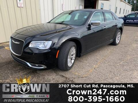 2016 Chrysler 300 for sale at CROWN  DODGE CHRYSLER JEEP RAM FIAT in Pascagoula MS