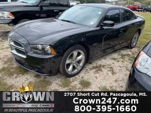 2013 Dodge Charger for sale at CROWN  DODGE CHRYSLER JEEP RAM FIAT in Pascagoula MS