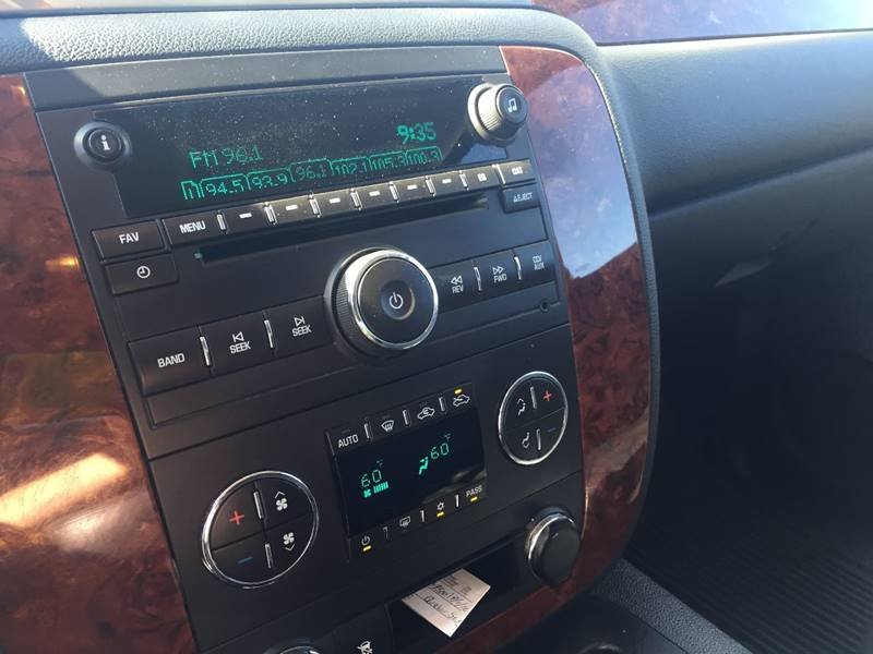 2009 Chevrolet Silverado 1500 4x4 LTZ 4dr Extended Cab 6.5 ft. SB - Mc Cook NE