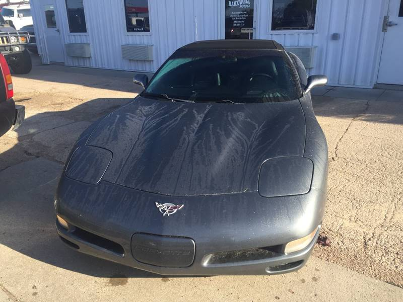 2003 Chevrolet Corvette 2dr Convertible - Mc Cook NE
