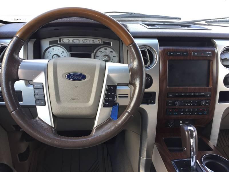 2009 Ford F-150 4x4 Platinum 4dr SuperCrew Styleside 5.5 ft. SB - Mc Cook NE