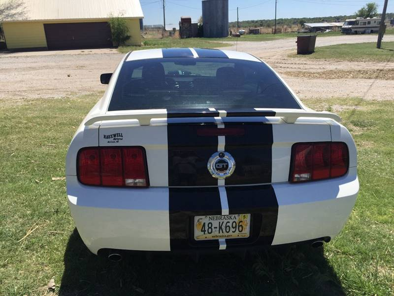 2007 Ford Mustang GT Premium 2dr Coupe - Mc Cook NE