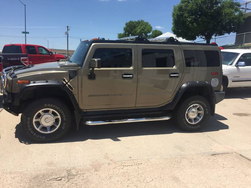 2005 HUMMER H2 Lux Series 4WD 4dr SUV - Mc Cook NE