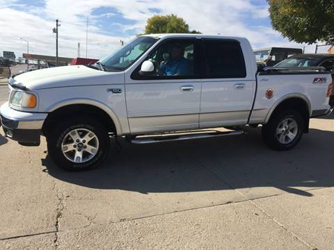 2002 Ford F-150 for sale in Mc Cook NE
