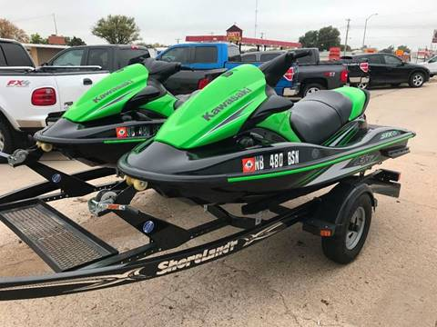 2016 Kawasaki STX-15F for sale in Mc Cook NE