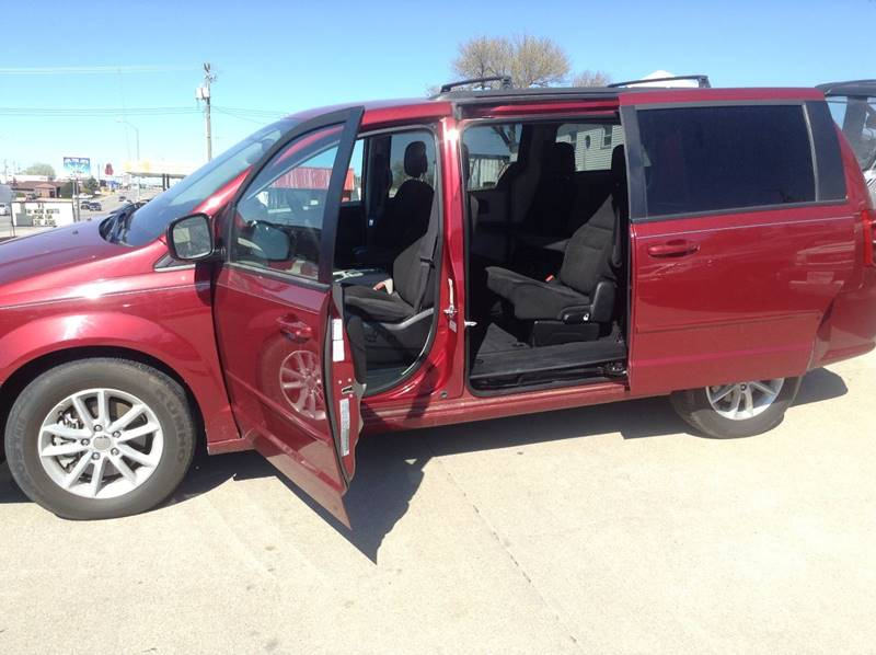 2015 Dodge Grand Caravan SXT 4dr Mini-Van - Mc Cook NE