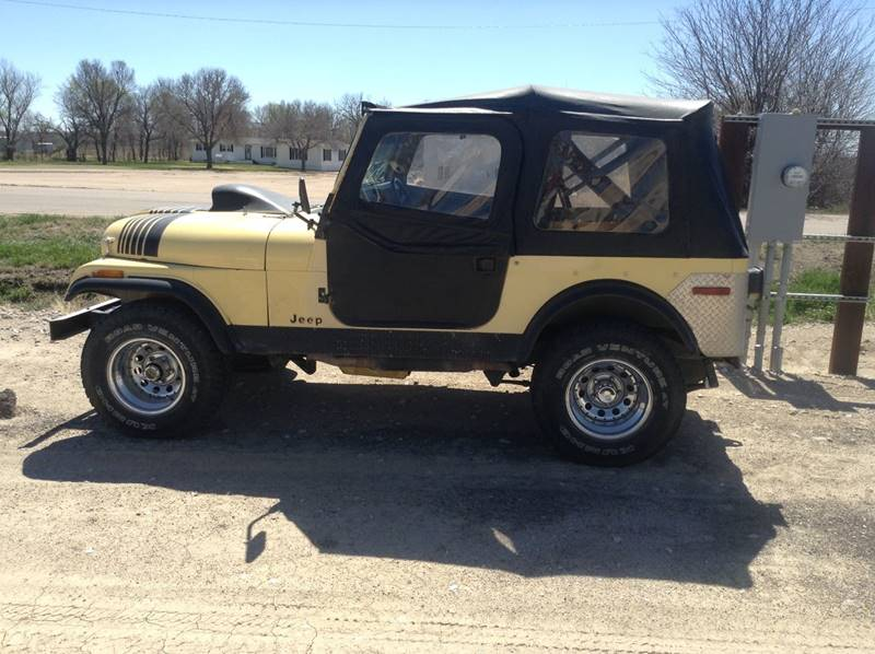 1978 Jeep CJ-7  - Mc Cook NE