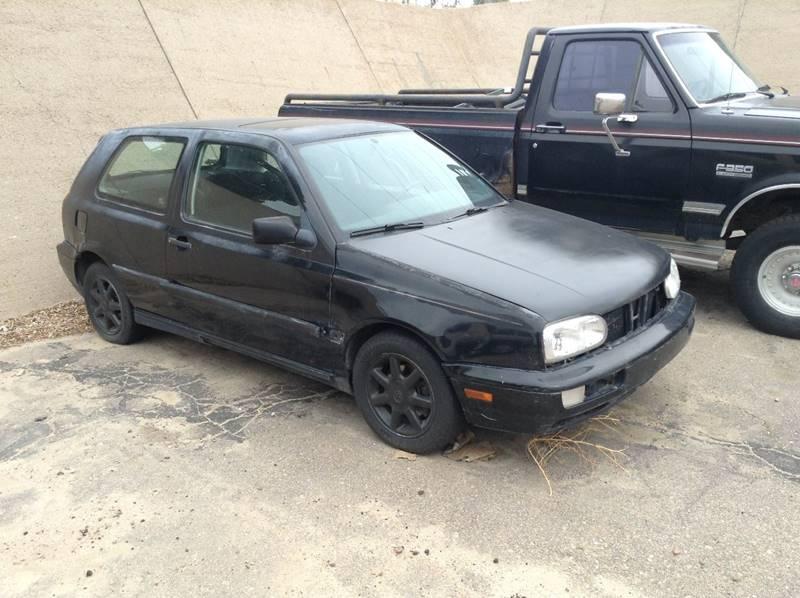 1995 Volkswagen Golf Sport 2dr Hatchback - Mc Cook NE