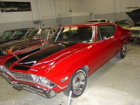 1968 Chevrolet Chevelle for sale at KC Vintage Cars in Kansas City MO