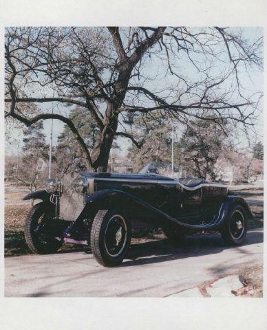 1929 Isotta Fraschini  - Kansas City MO