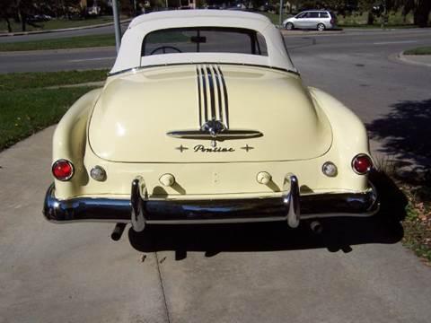 1950 Pontiac Chieftain