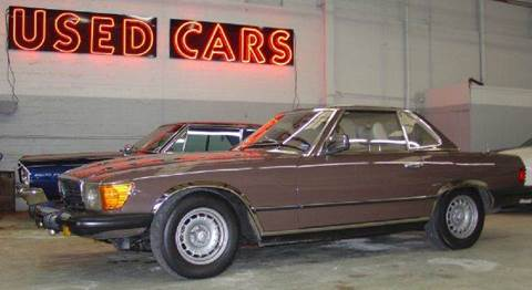 1979 Mercedes-Benz 280-Class for sale at KC Vintage Cars in Kansas City MO