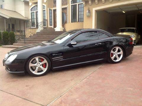 2003 Mercedes-Benz SL-Class for sale at KC Vintage Cars in Kansas City MO