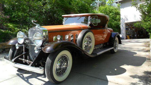 1931 Cadillac V16 Convertible - Kansas City MO
